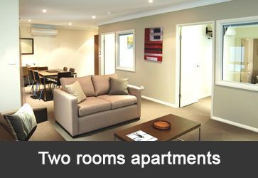 Two rooms apartments Belgraderenting