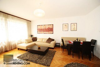 Living room  -Apartment Odeon Belgrade