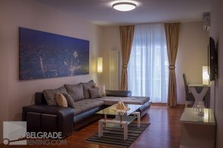 Living room  - Apartment Superior Belgrade