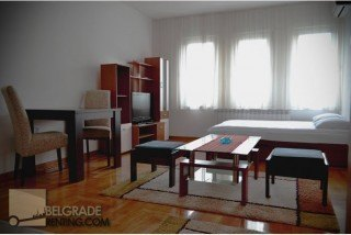 Living room  - Apartment Ivanovacka Belgrade