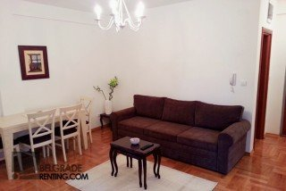 Living room - Apartment  Zira Belgrade