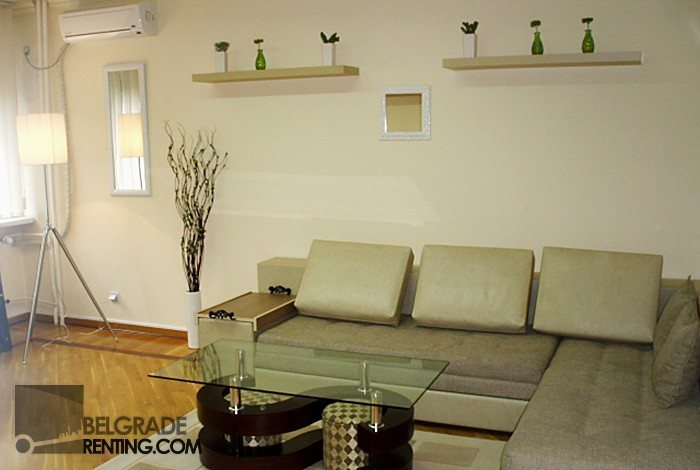 Living room  - Apartment Perper Belgrade