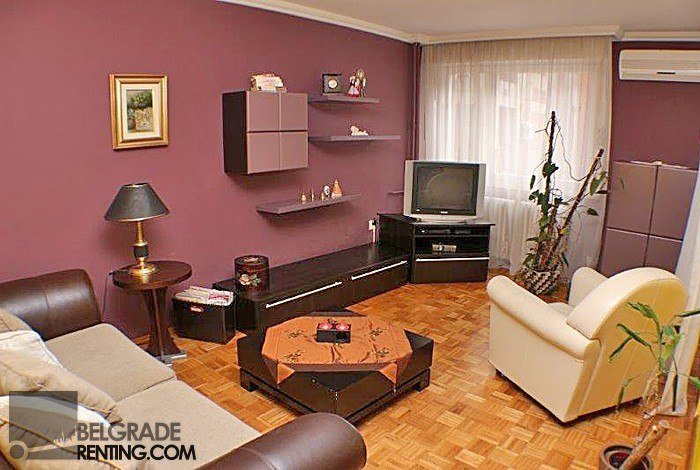 Living room - Apartment Banjica VMA Belgrade