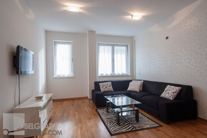Living room - Apartment Slavija L Belgrade