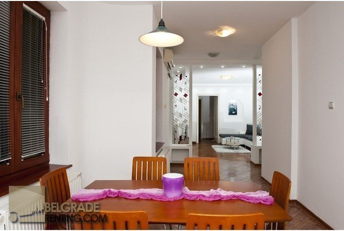 Dining room  -Apartment Cubina Belgrade