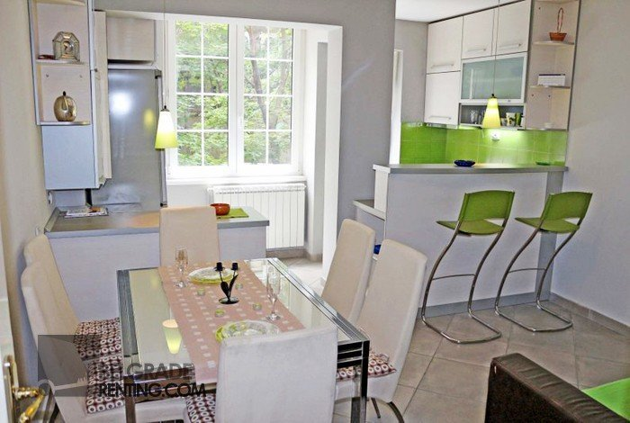 Dining room - Apartment Green Belgrade